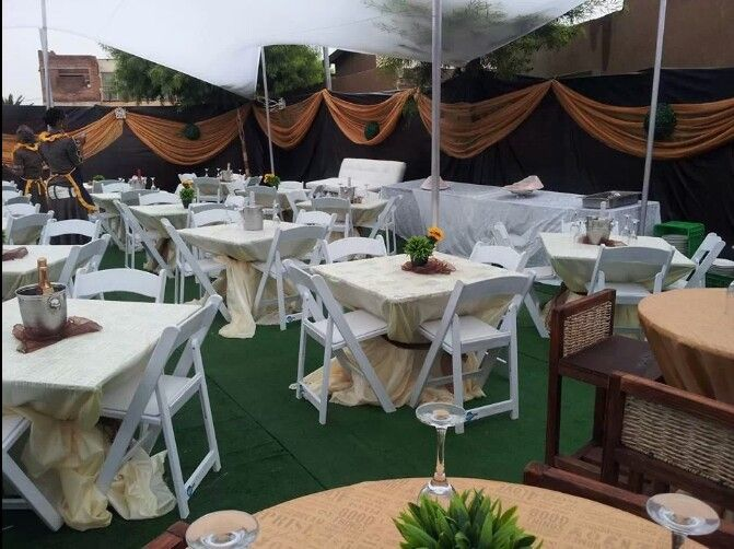 Wedding Decor Ideas Traditional : Traditional african wedding decor afrikan makoti media