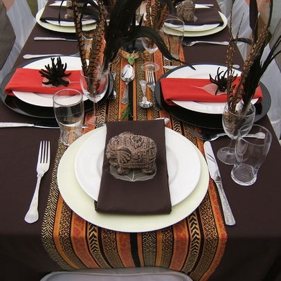 Traditional african wedding decor afrikan makoti media this is a mix of nigerian setswana ghanaian zulu and general african themes take a look and let us know what you think feastyoureyes junglespirit Choice Image