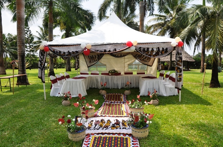 African decorations for a wedding image collections wedding traditional african wedding decor afrikan makoti media junglespirit Image collections