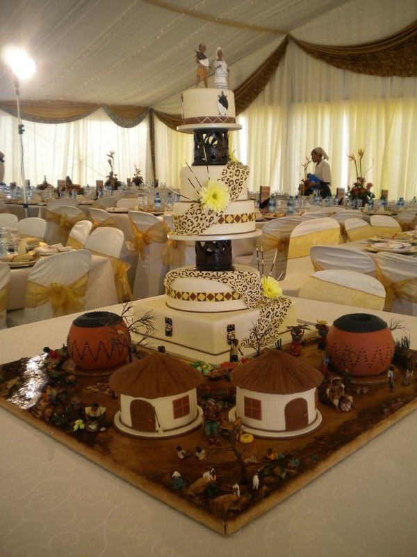 Traditional african wedding decor afrikan makoti media junglespirit